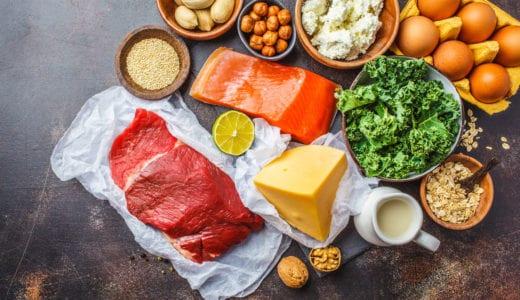 タンパク質の一回の必要摂取量は?計算方法とおすすめ食材【管理栄養士監修】