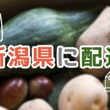 【新潟県】おすすめの食材宅配サービス比較ランキング